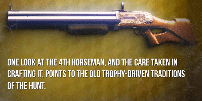 4th horseman exotic review patch