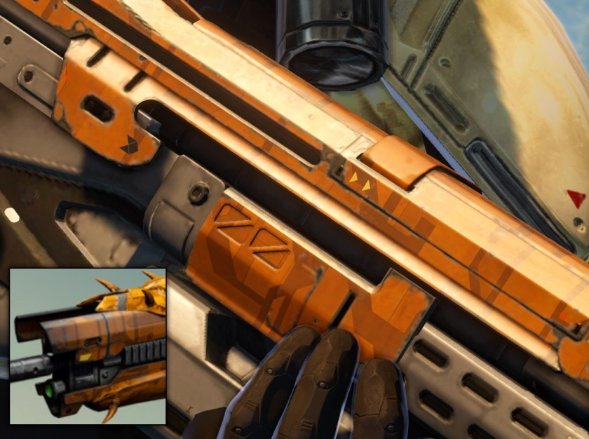 House of Wolves introducing Gun Skins?