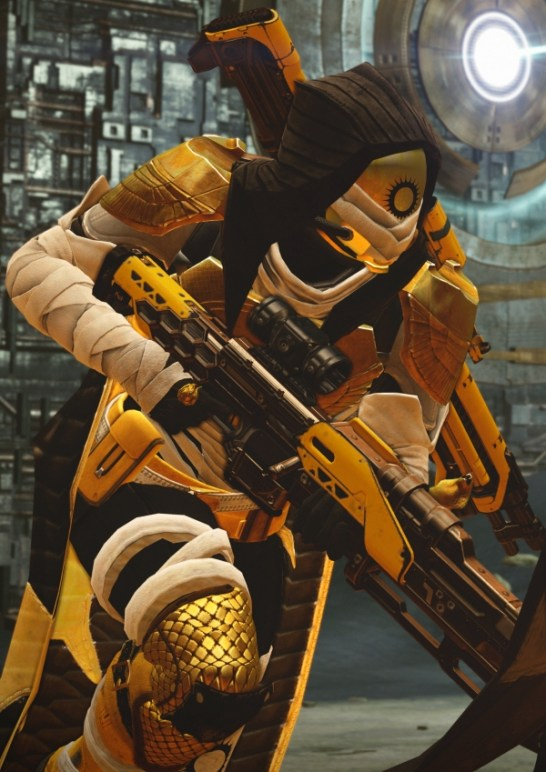 hunter trials of osiris armor