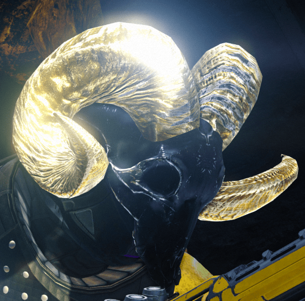the ram exotic helmet