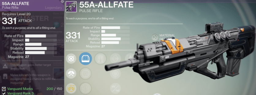 55A-Allfate pulse rifle