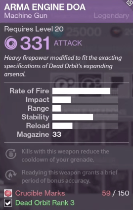 arma engine doa dead orbit