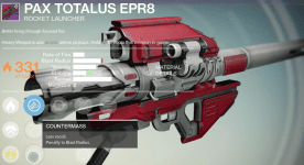 pax totalus epr8 rocket launcher