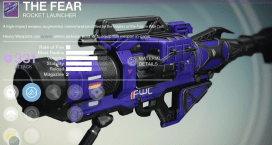 the fear rocket launcher