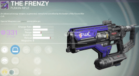 the frenzy fusion rifle