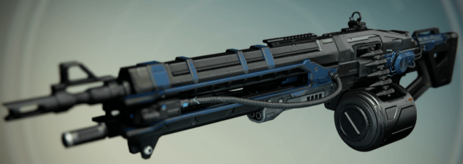 thunderlord exotic review destiny