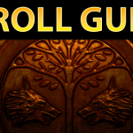iron banner roll guide