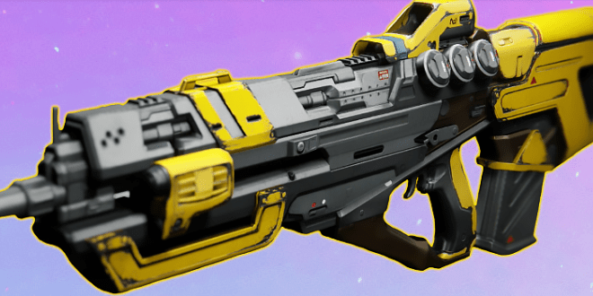 the messenger trials pulse rifle review