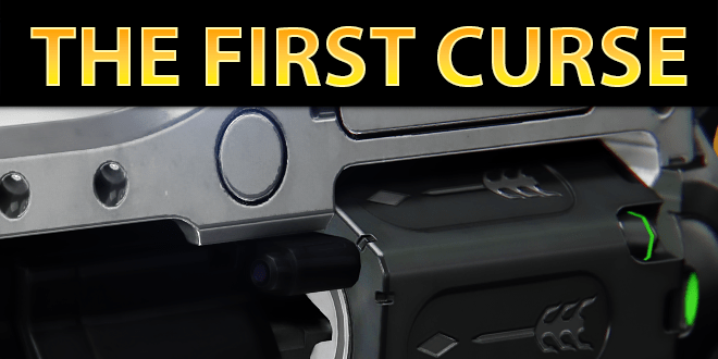 how to get the first curse exotic