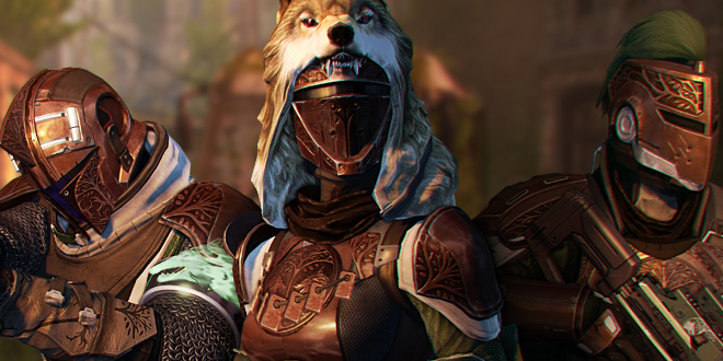 taken king iron banner armor