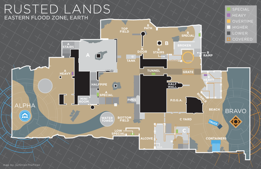 rusted lands trials callouts