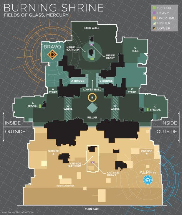 Image result for destiny burning shrine trials map
