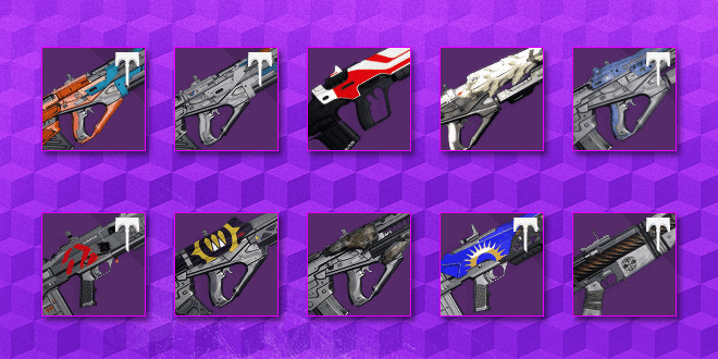 Legendary Pulse Rifle Reviews