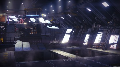 destiny ship hanger