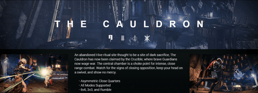 the cauldron