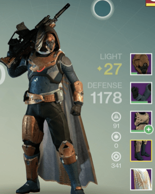 hunter vault of glass armor