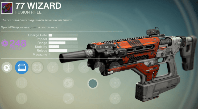 best fusion rifles destiny