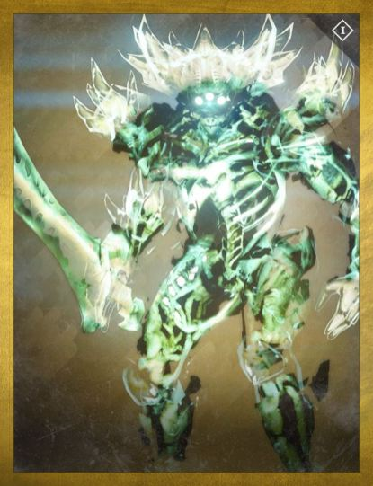 Crota, Son of Oryx