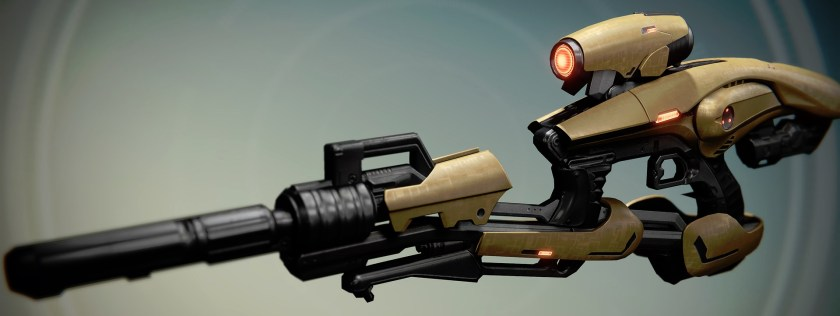 vex mythoclast exotic