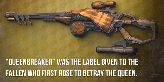 queenbreakers bow exotic review