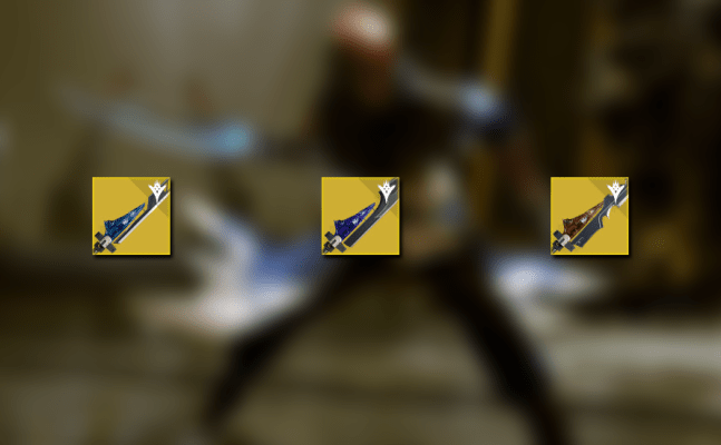 which exotic sword is best comparison