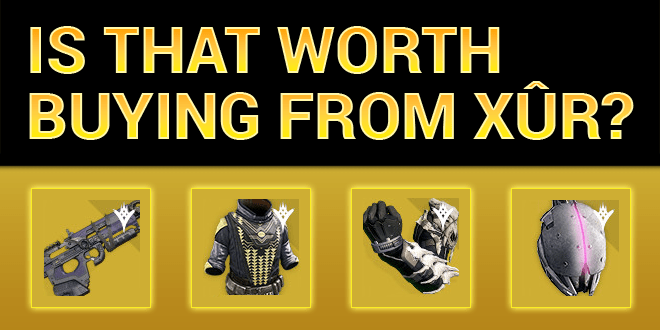 xur worth buying starfire saint14