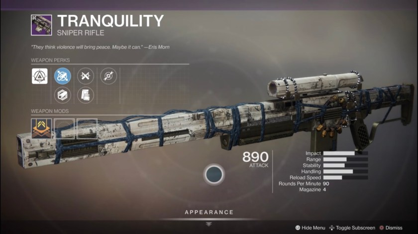 Destiny 2 Shadowkeep Lectern Of Enchantment Weapon Guide