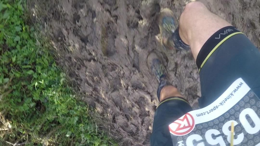 la boue