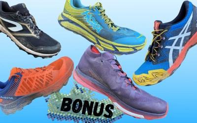 Top 5 des chaussures de Trail en 2020