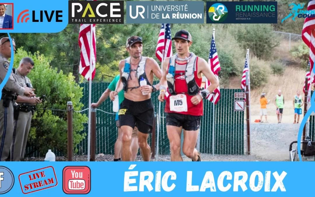 Eric Lacroix – L'expert du Trail