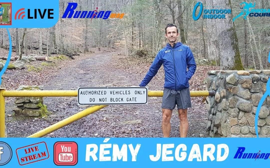 Rémy Jegard – les plus belles anecdotes du Trail
