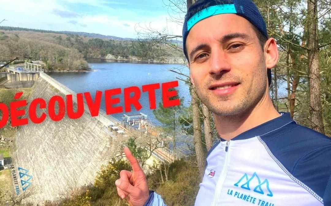 Trail autour du Lac de Guerledan