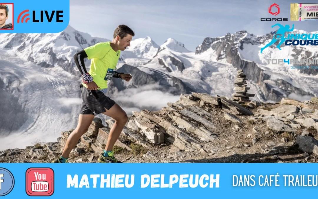 Mathieu Delpeuch : L'avenir du trail de haut niveau
