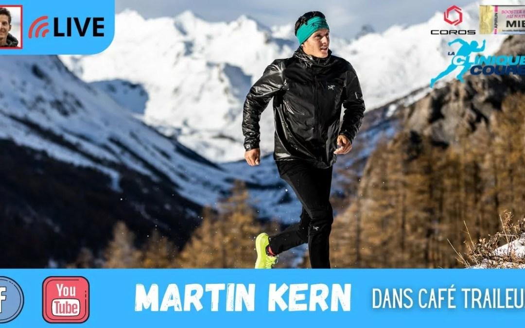 Martin Kern: La vie d'un traileur de haut niveau