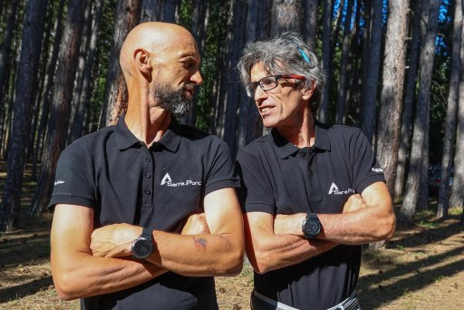 Grand-trail-serre-poncon Jeanmichel Fv et Serge moro(c)S.DEMARD