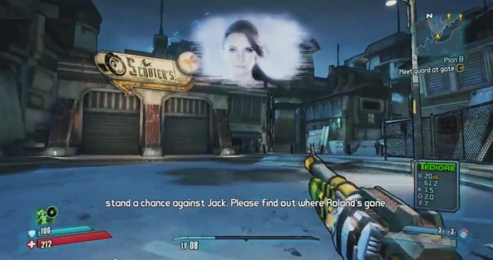 Borderlands 2 version PlayStation 3