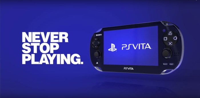 Sony confirme que la commercialisation des cartouches PS Vita se poursuit au Japon.