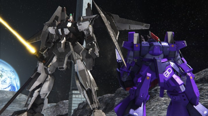 Gundam Breaker 3 les premiers DLC !