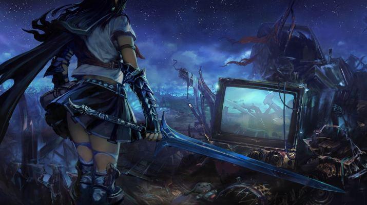 Stranger of Sword City premier des ventes françaises