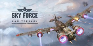 Sky Force Anniversary : test PS Vita