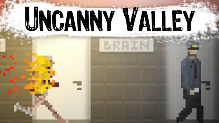 Uncanny Valley PlayStation Plus