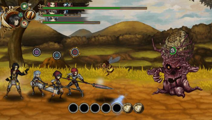 Fallen Legion PS Vita PS+