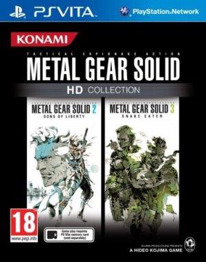 Bon plan Metal Gear Solid HD Collection en promo sur PS Vita