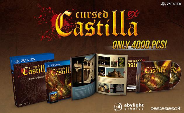 Cursed Castilla EX arrive avec une édition limitée !