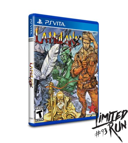La-Mulana EX en édition physique, c'est aujourd'hui chez Limited Run