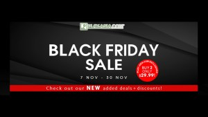 Black Friday 2017 PS Vita