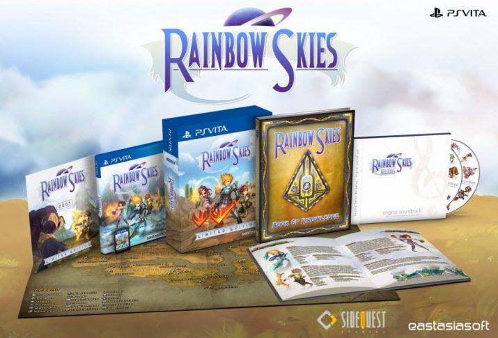 Rainbow Skies Play Asia Eastasiasoft PS Vita