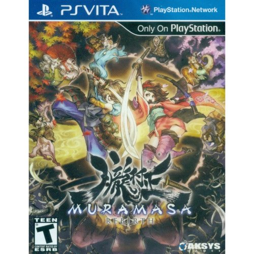 Muramasa Rebirth PS Vita Bon Plan