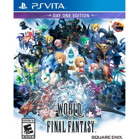 Bon Plan : World Of Final Fantasy à 17,30 €