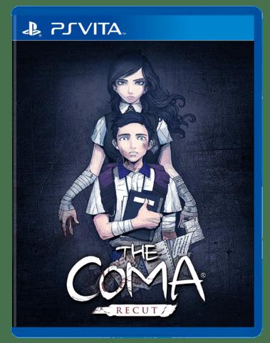The Coma Recut PS Vita Signature Edition